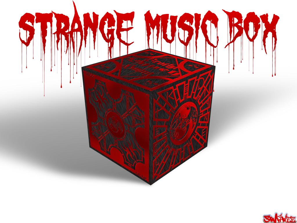 Images of Strange Music | 1024x768