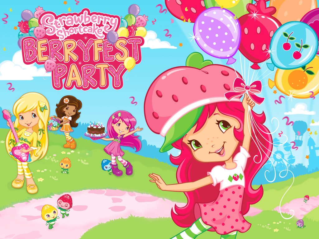 Strawberry Shortcake Wallpapers Cartoon Hq Strawberry Shortcake
