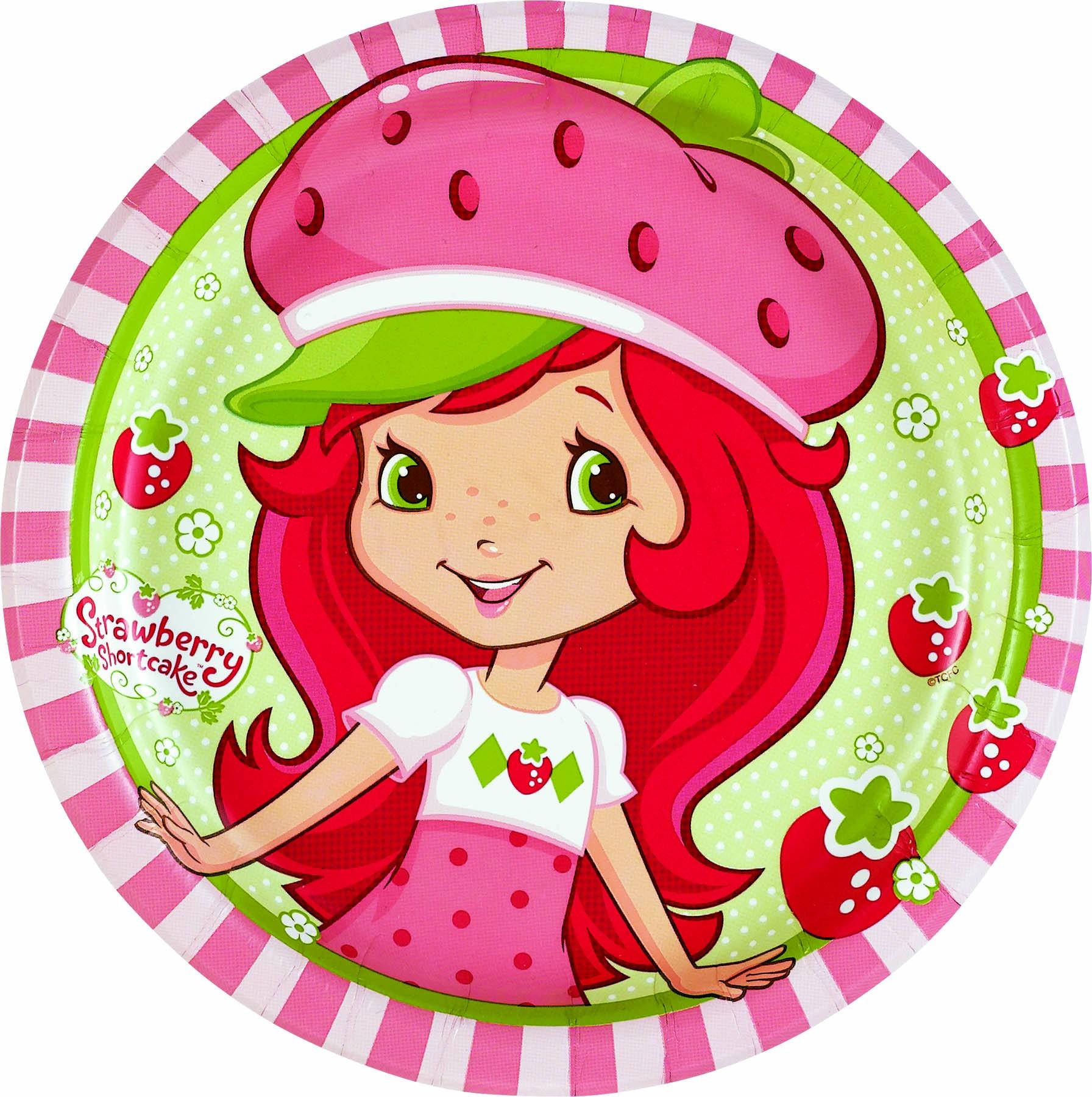 Amazing Strawberry Shortcake Pictures & Backgrounds