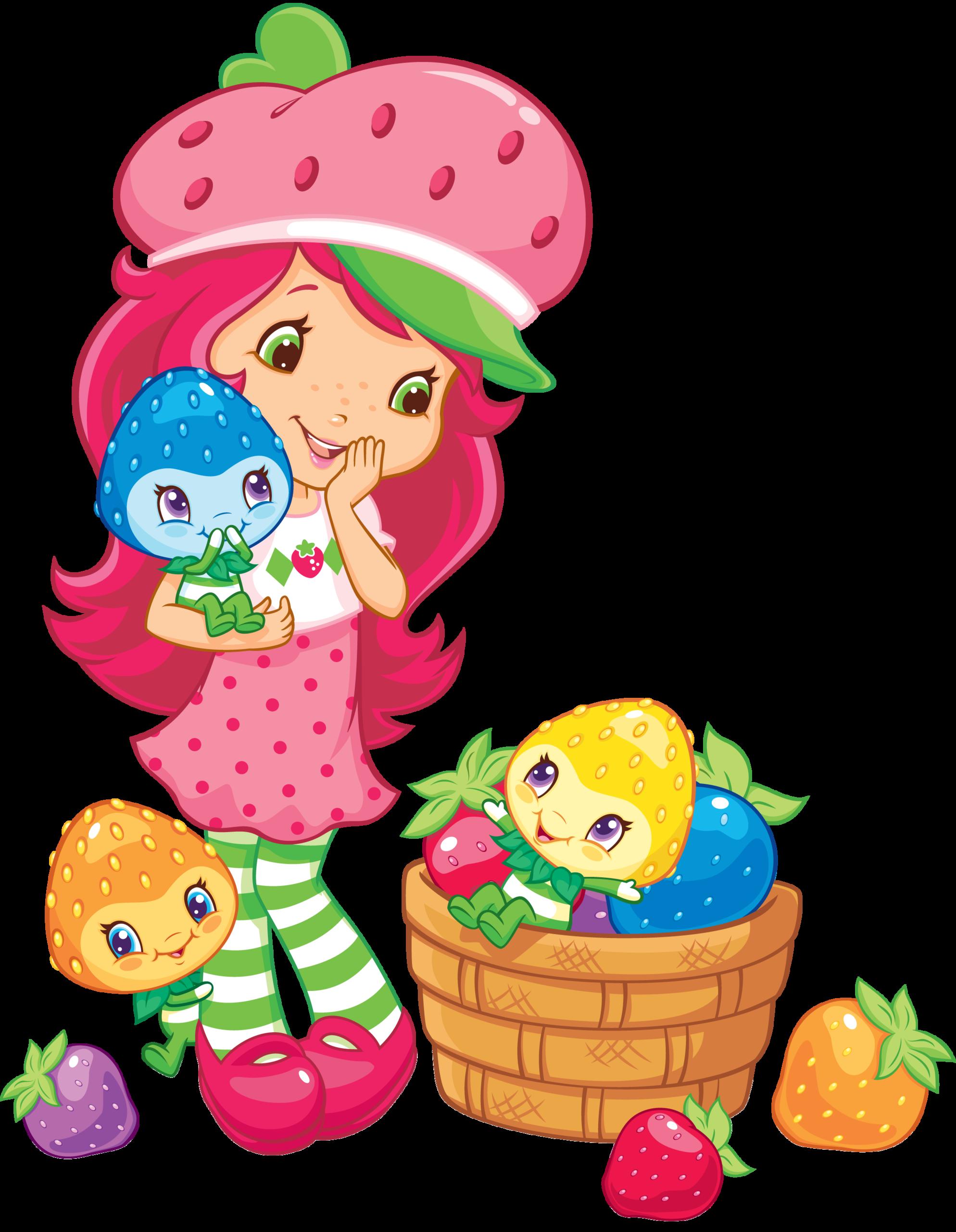 Strawberry Shortcake Backgrounds, Compatible - PC, Mobile, Gadgets| 1988x2560 px