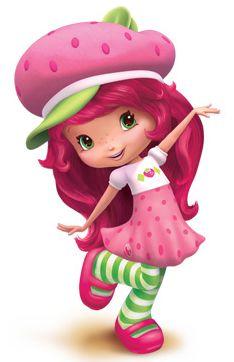 HQ Strawberry Shortcake Wallpapers | File 13.29Kb