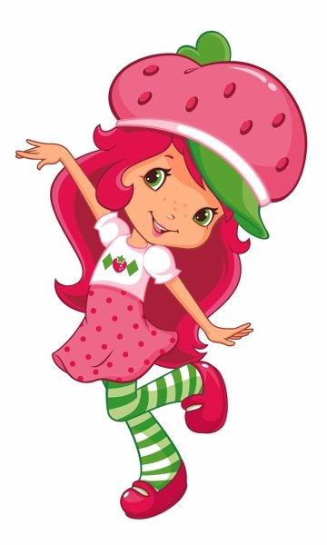HD Quality Wallpaper | Collection: Cartoon, 360x600 Strawberry Shortcake
