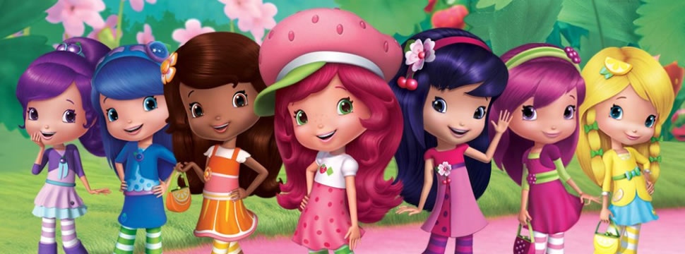 Strawberry Shortcake Backgrounds on Wallpapers Vista