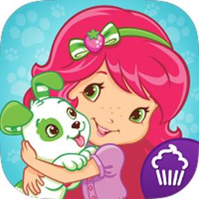 Strawberry Shortcake Backgrounds, Compatible - PC, Mobile, Gadgets| 286x286 px