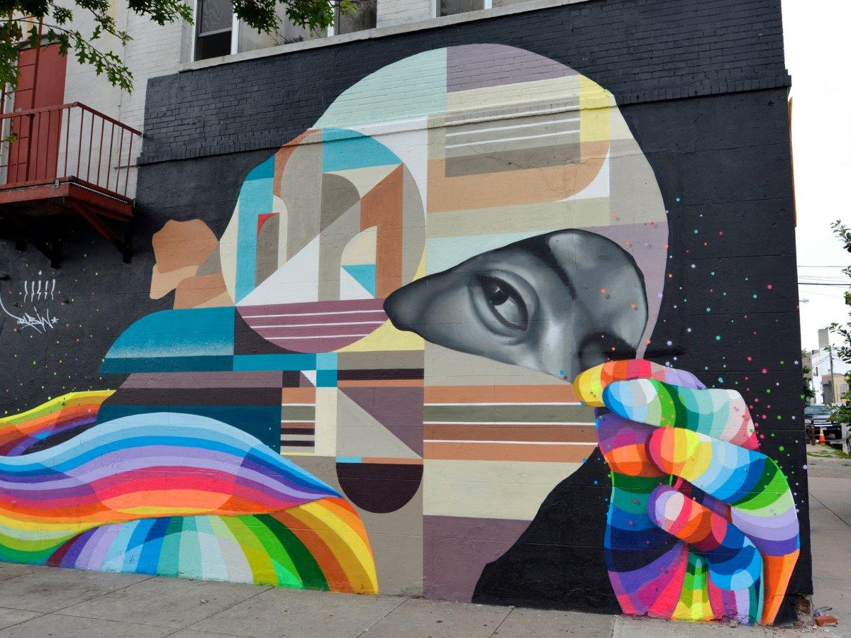 Street Art HD wallpapers, Desktop wallpaper - most viewed