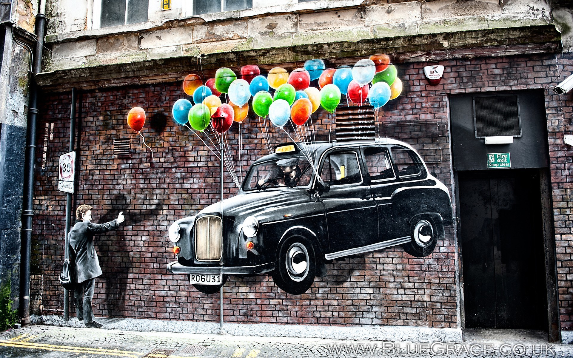 Amazing Street Art Pictures & Backgrounds