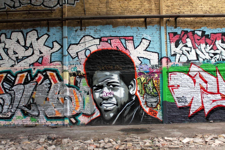 Street Art Backgrounds on Wallpapers Vista