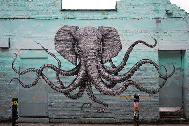 650x433 > Street Art Wallpapers