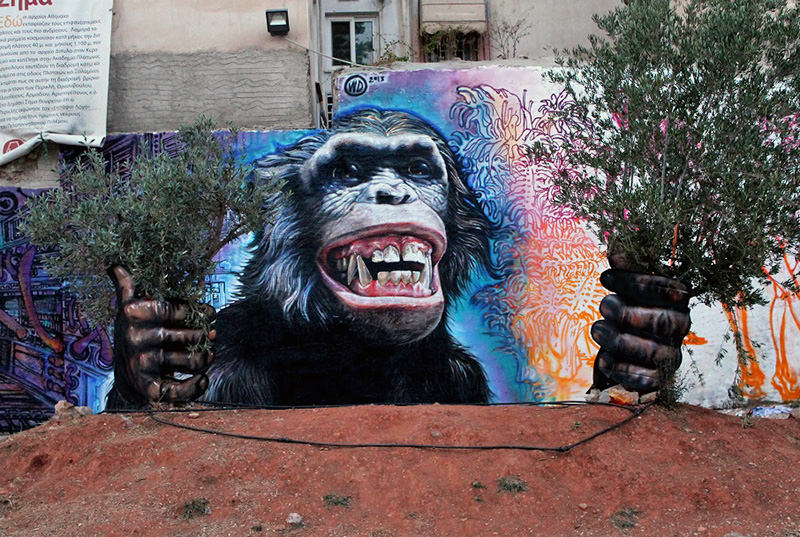 Nice Images Collection: Street Art Desktop Wallpapers