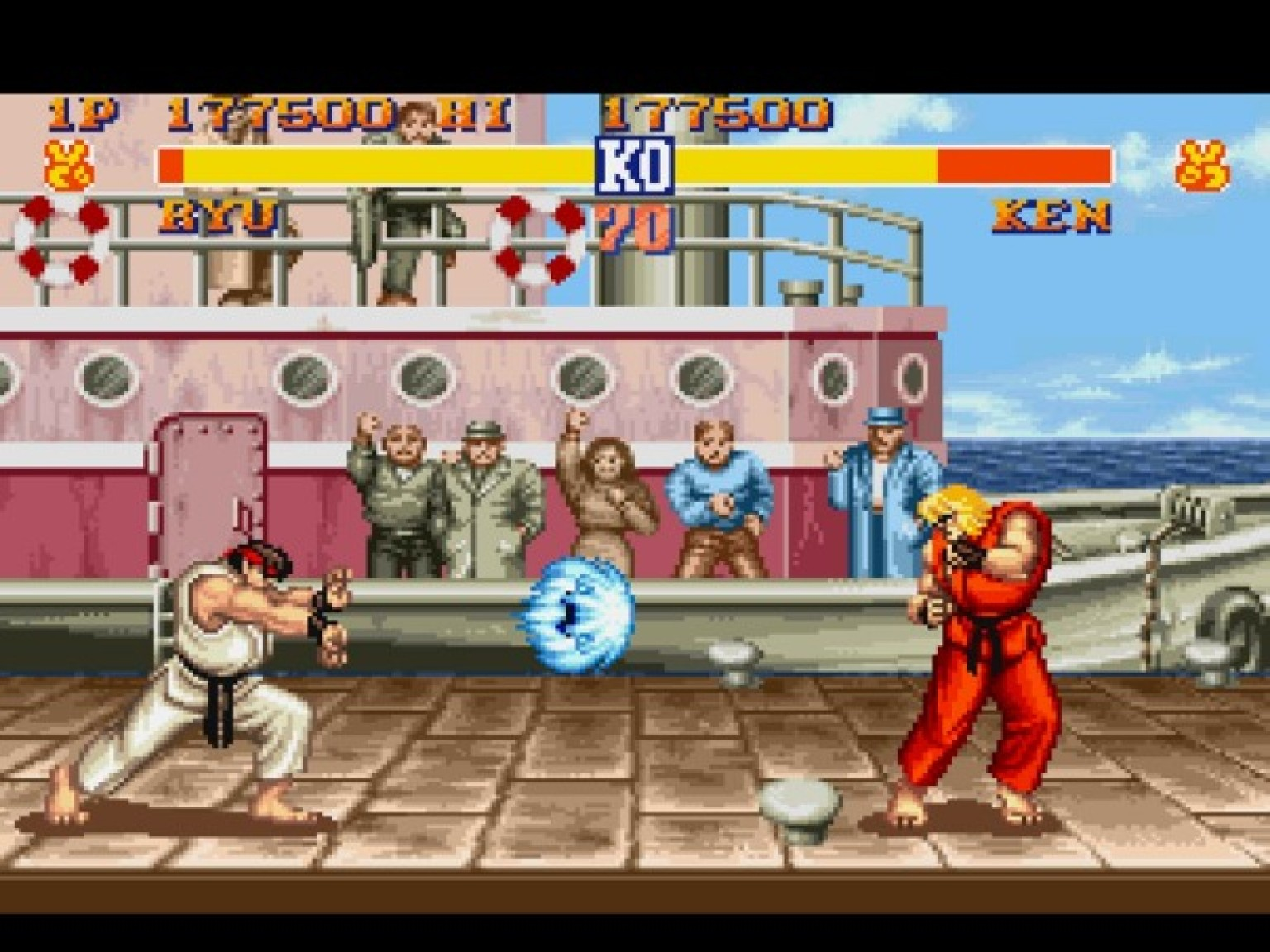 Nice wallpapers Street Fighter 1536x1152px