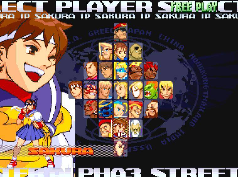 Street Fighter Alpha 3 Wallpapers Video Game Hq Street Fighter