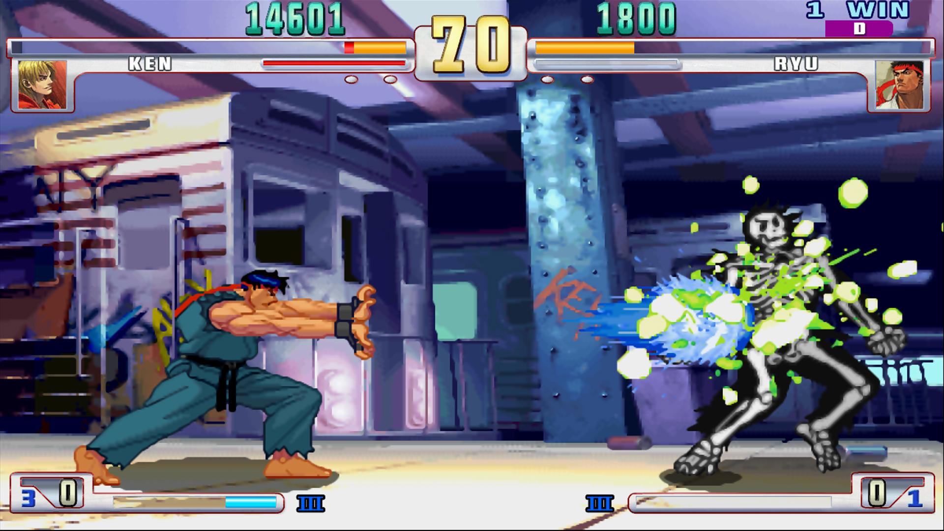 Street Fighter Iii 3rd Strike Wallpapers Video Game Hq Street
