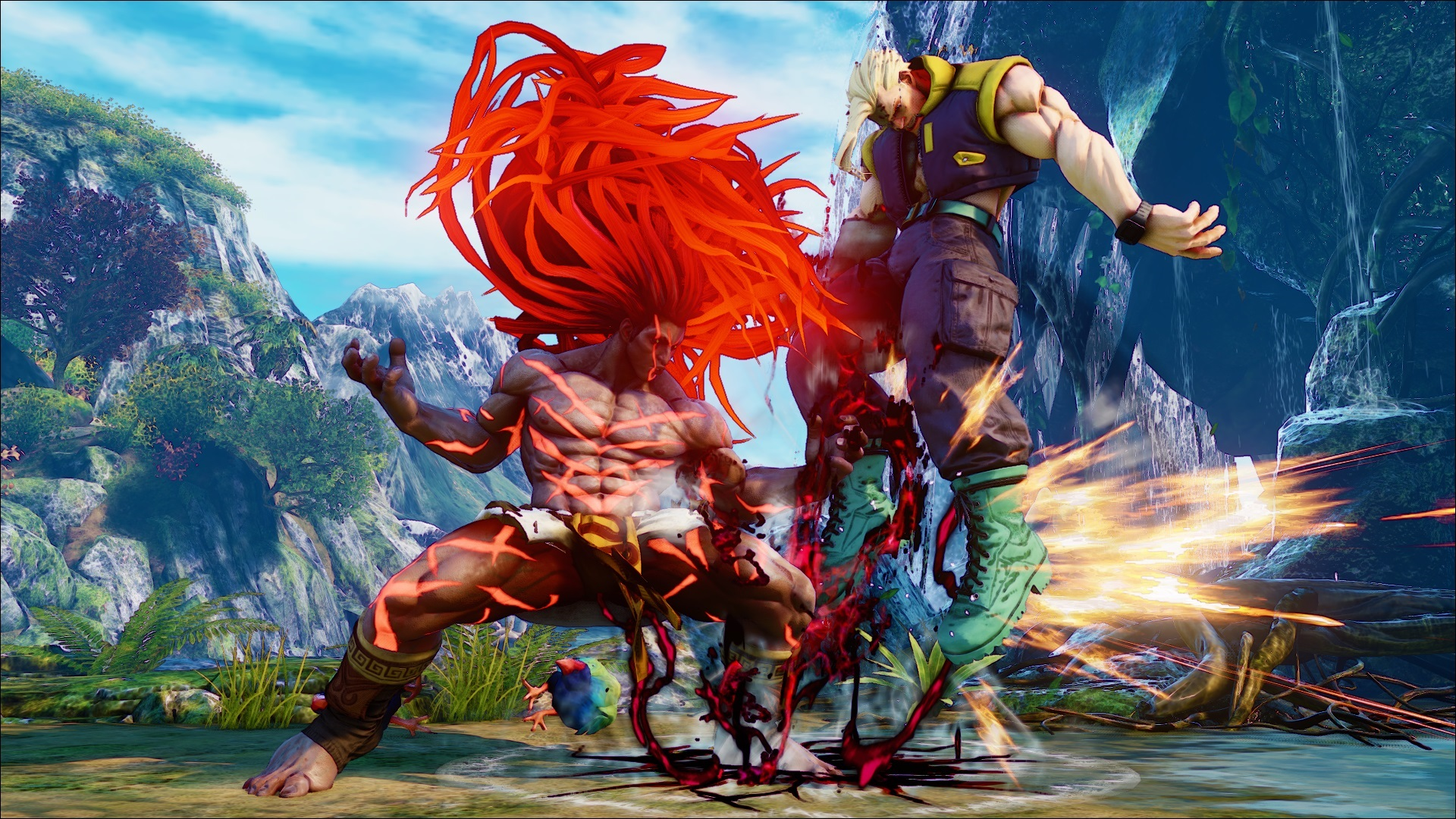 Most Viewed Street Fighter V Wallpapers 4k Wallpapers