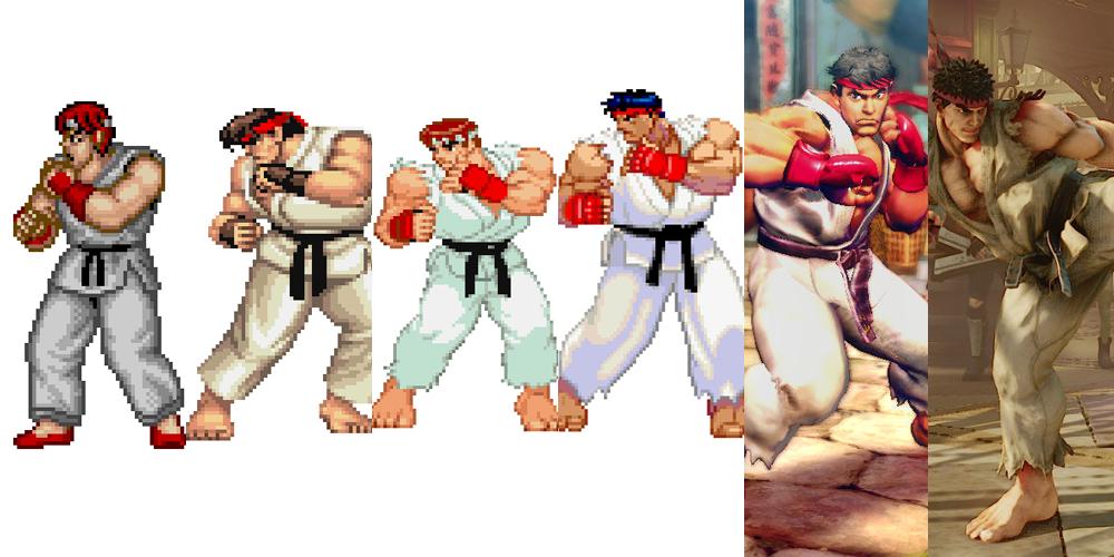 High Resolution Wallpaper | Street Fighter 1000x500 px