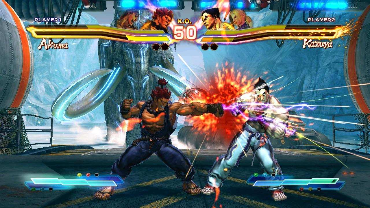 Street Fighter X Tekken Wallpapers Video Game Hq Street Fighter