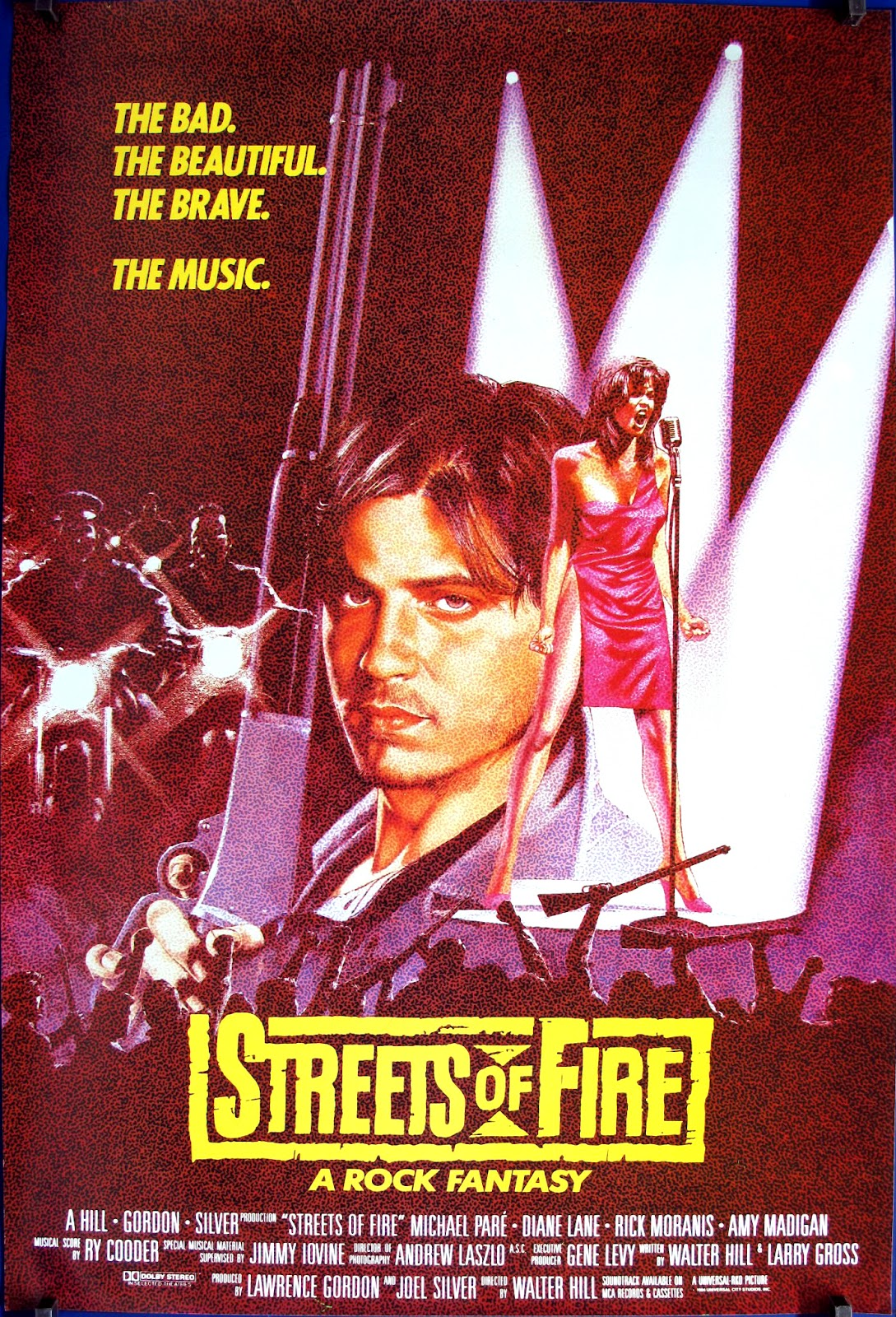 Images of Streets Of Fire | 1089x1600