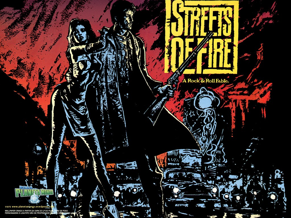 1024x768 > Streets Of Fire Wallpapers