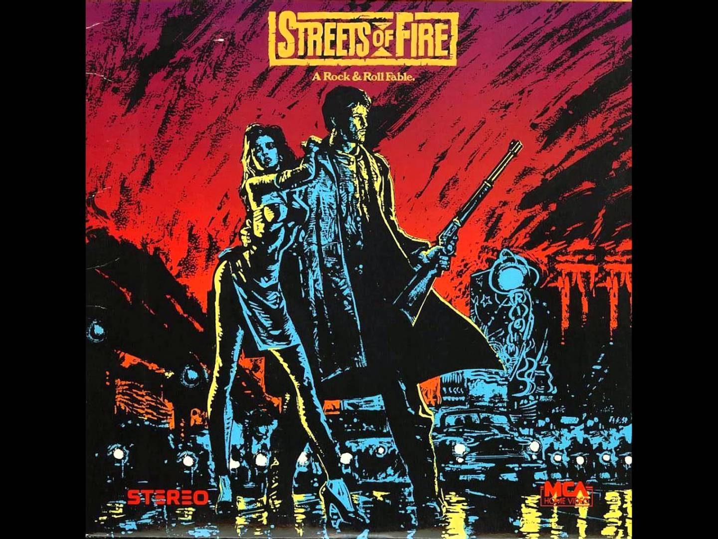 Streets Of Fire Backgrounds, Compatible - PC, Mobile, Gadgets| 1440x1080 px