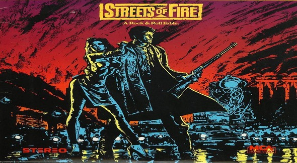 Streets Of Fire Backgrounds on Wallpapers Vista