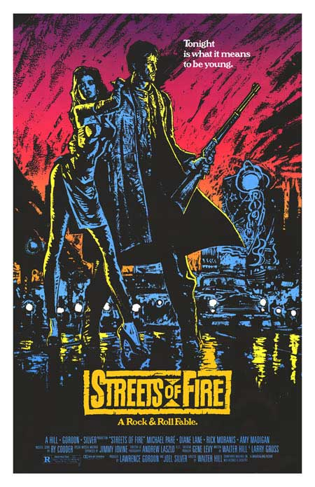 Images of Streets Of Fire | 450x695