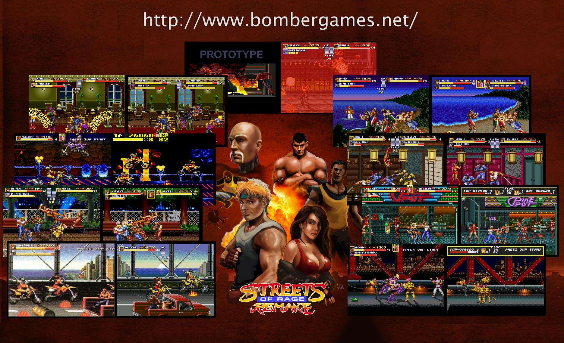Most Viewed Streets Of Rage Remake V5 Wallpapers 4k Wallpapers