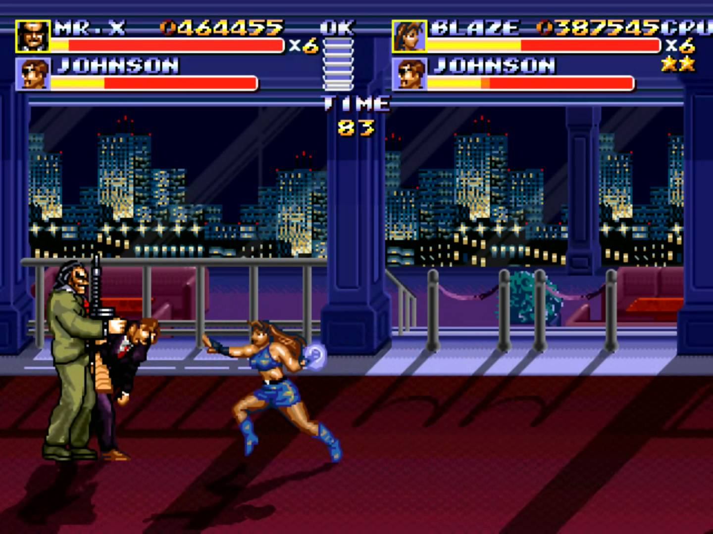 Streets Of Rage Remake V5 wallpapers, Video Game, HQ