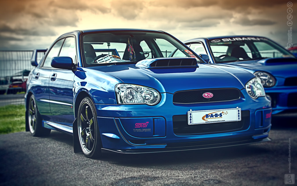 Subaru Impreza WRX wallpapers, Vehicles