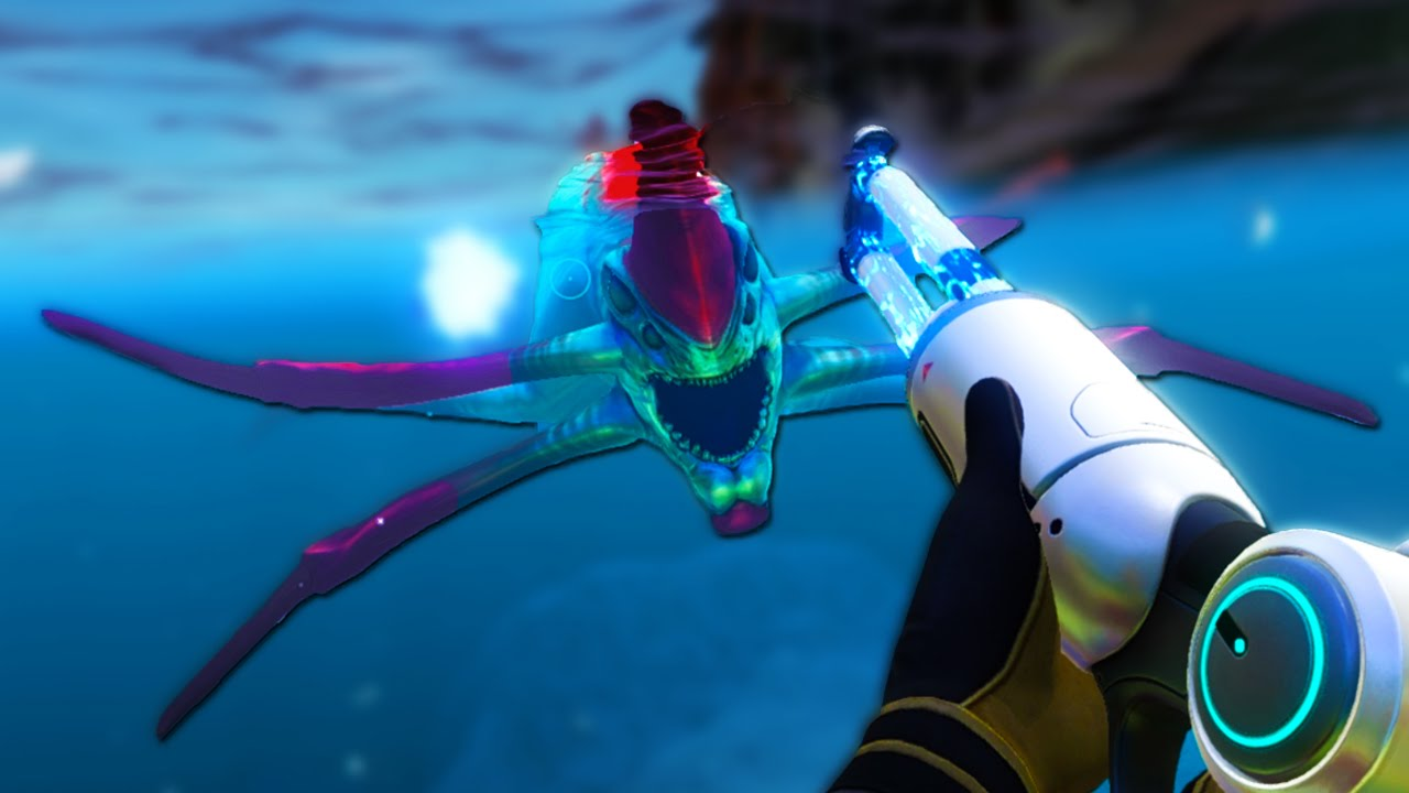 Subnautica wallpapers, Video Game, HQ