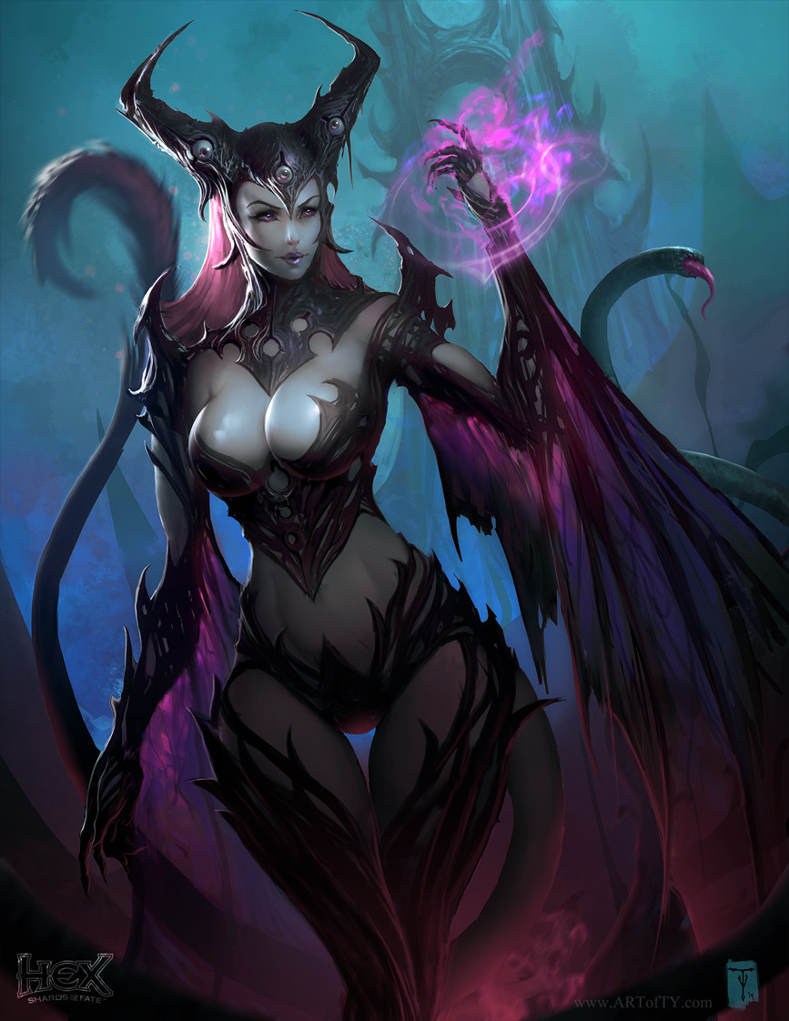 Succubus Backgrounds on Wallpapers Vista