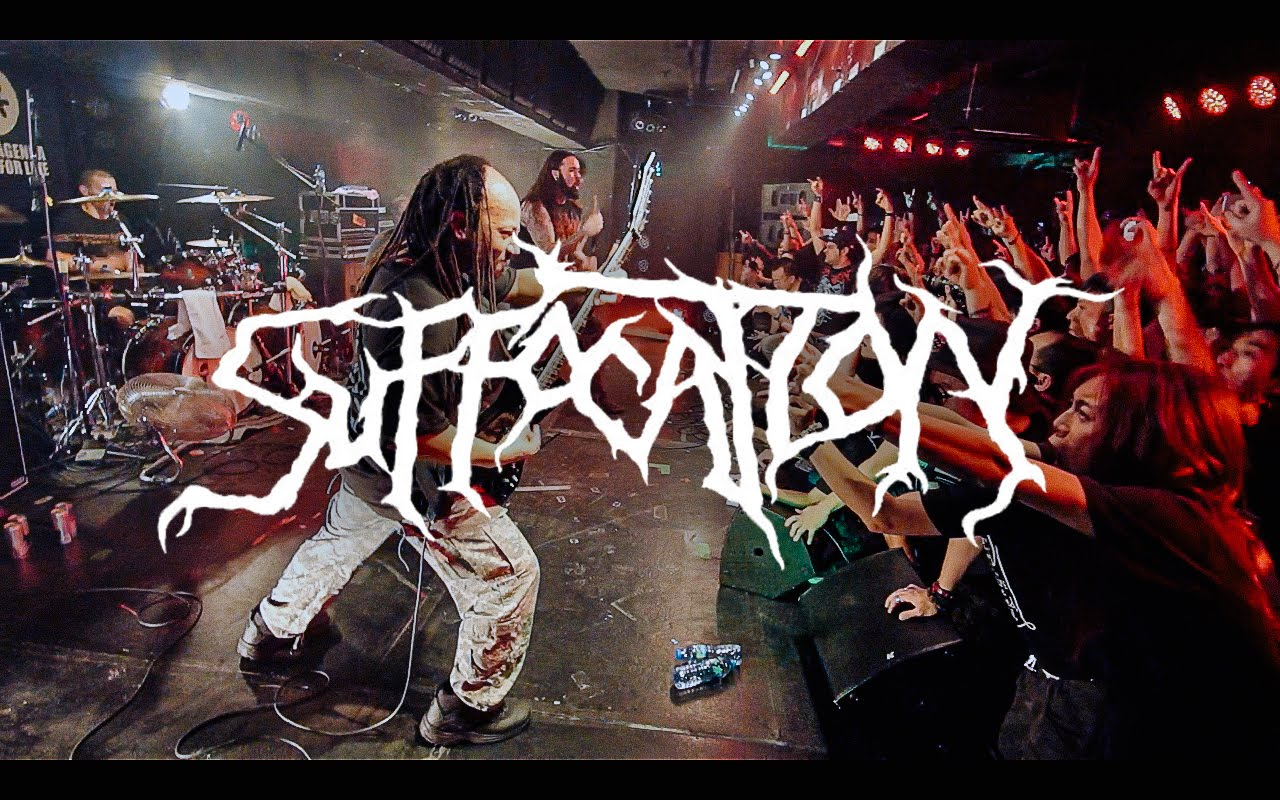 HD Quality Wallpaper | Collection: Music, 1280x800 Suffocation