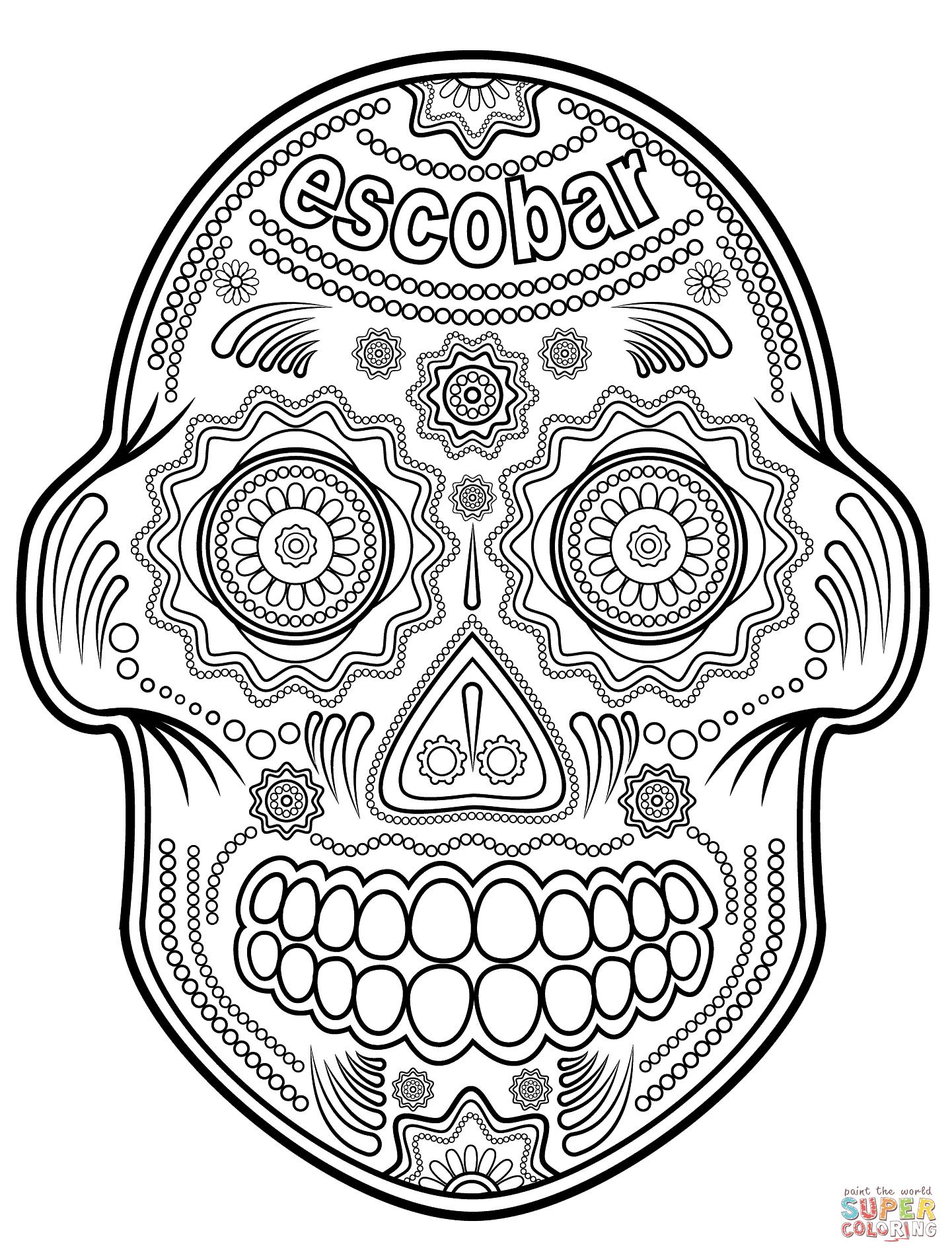 1441x1901 > Sugar Skull Wallpapers