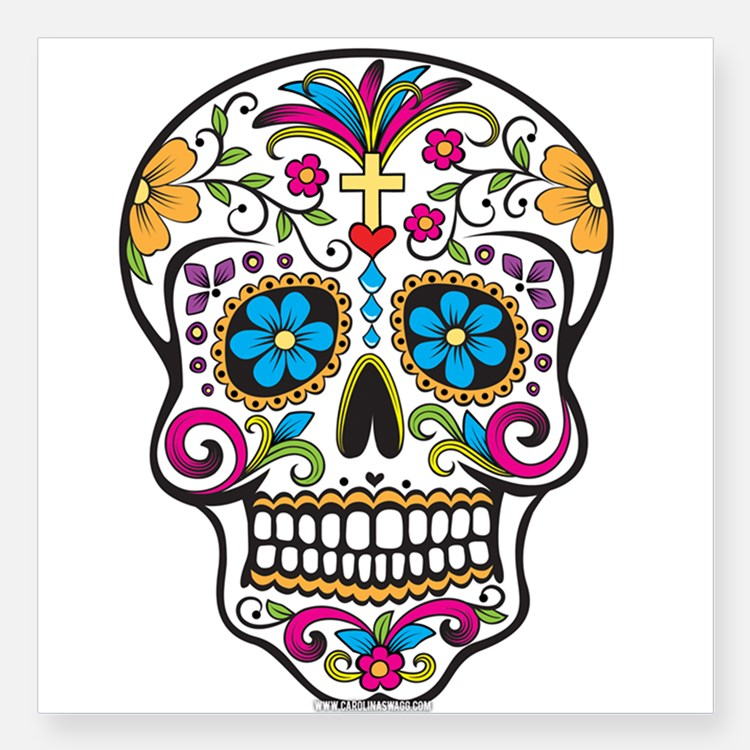 Images of Sugar Skull | 750x750