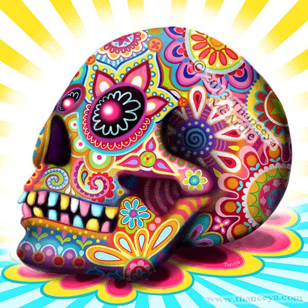 Sugar Skull #20