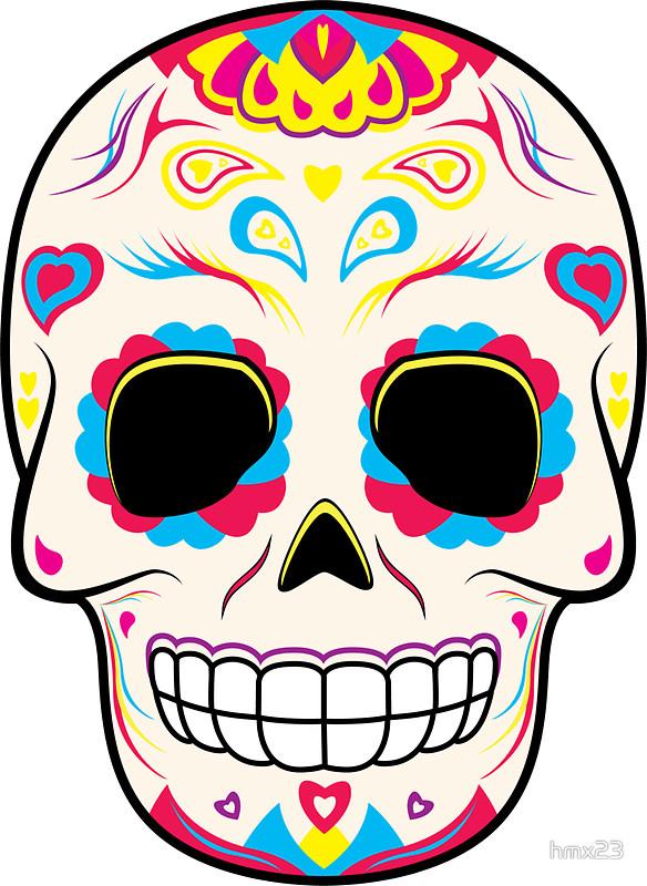 Nice wallpapers Sugar Skull 584x800px