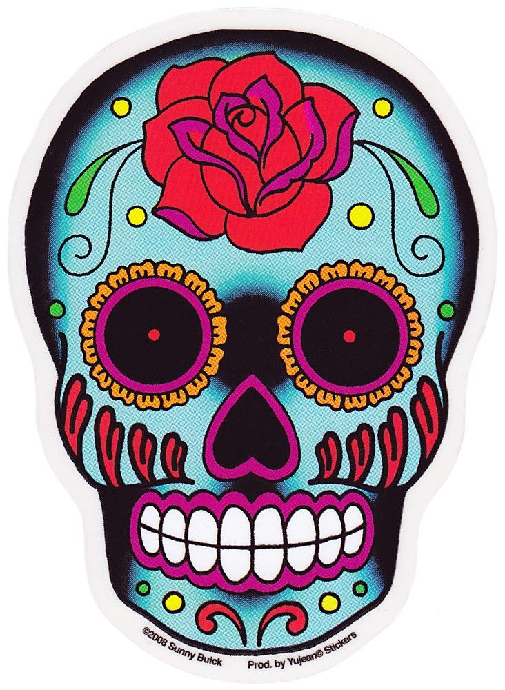Amazing Sugar Skull Pictures & Backgrounds