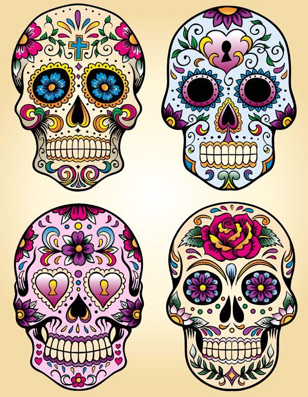 Nice wallpapers Sugar Skull 600x774px
