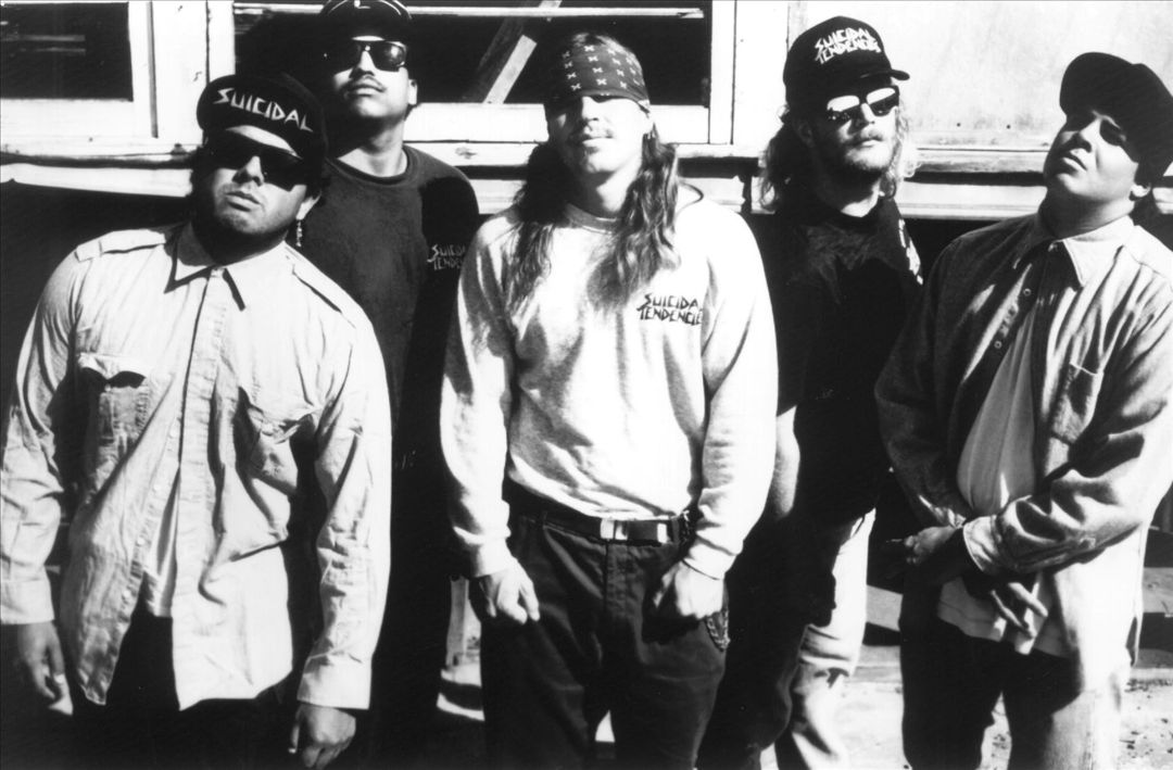 HD Quality Wallpaper   Collection: Music, 1080x709 Suicidal Tendencies