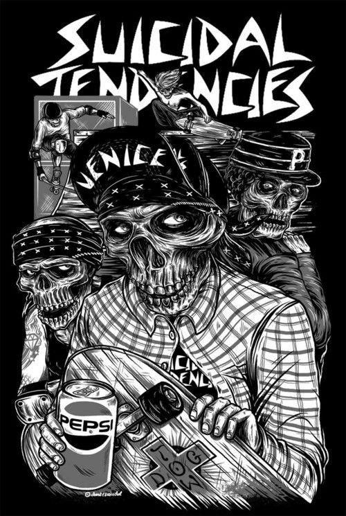 Nice wallpapers Suicidal Tendencies 500x745px