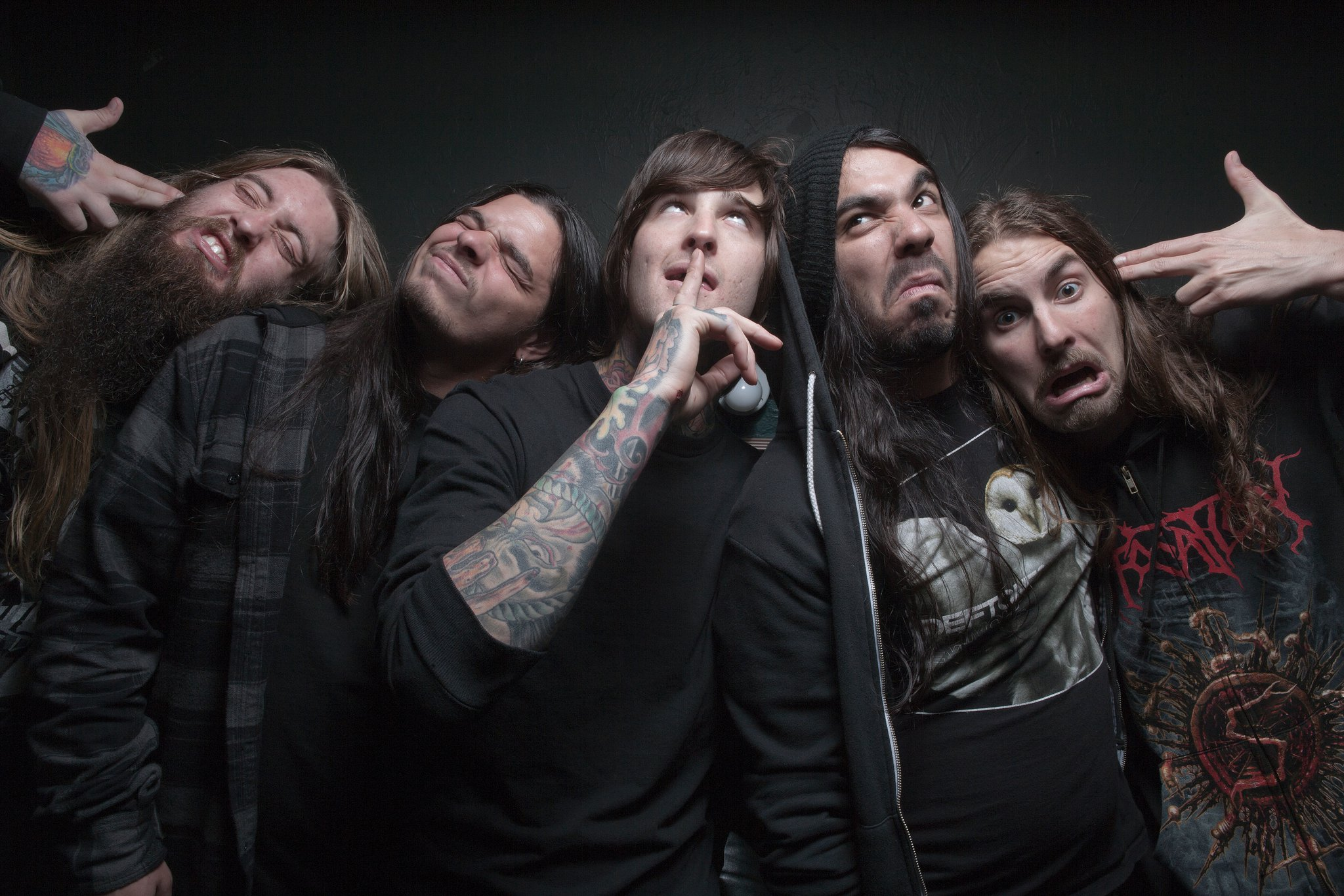Images of Suicide Silence | 2048x1365