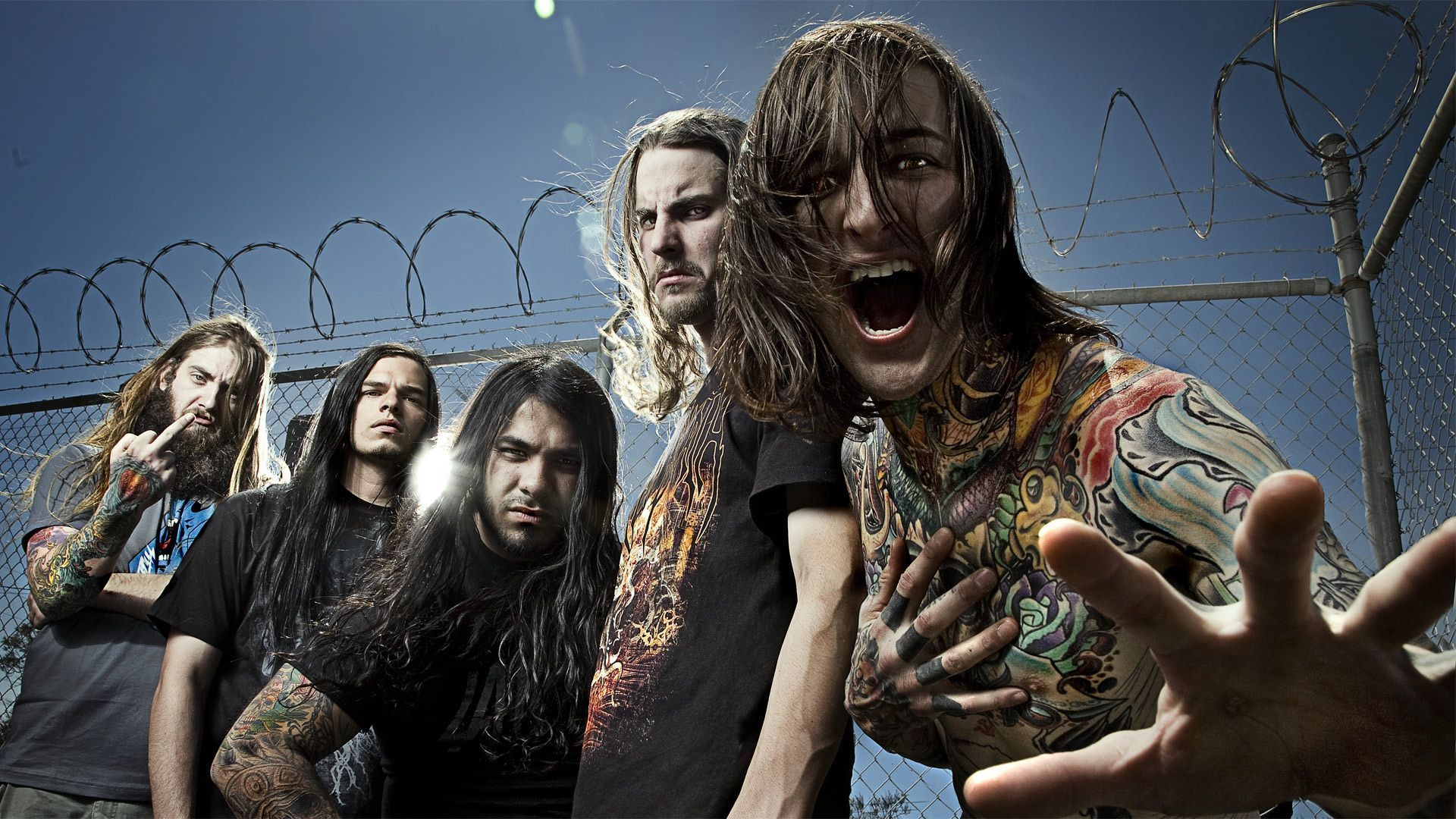 1920x1080 > Suicide Silence Wallpapers