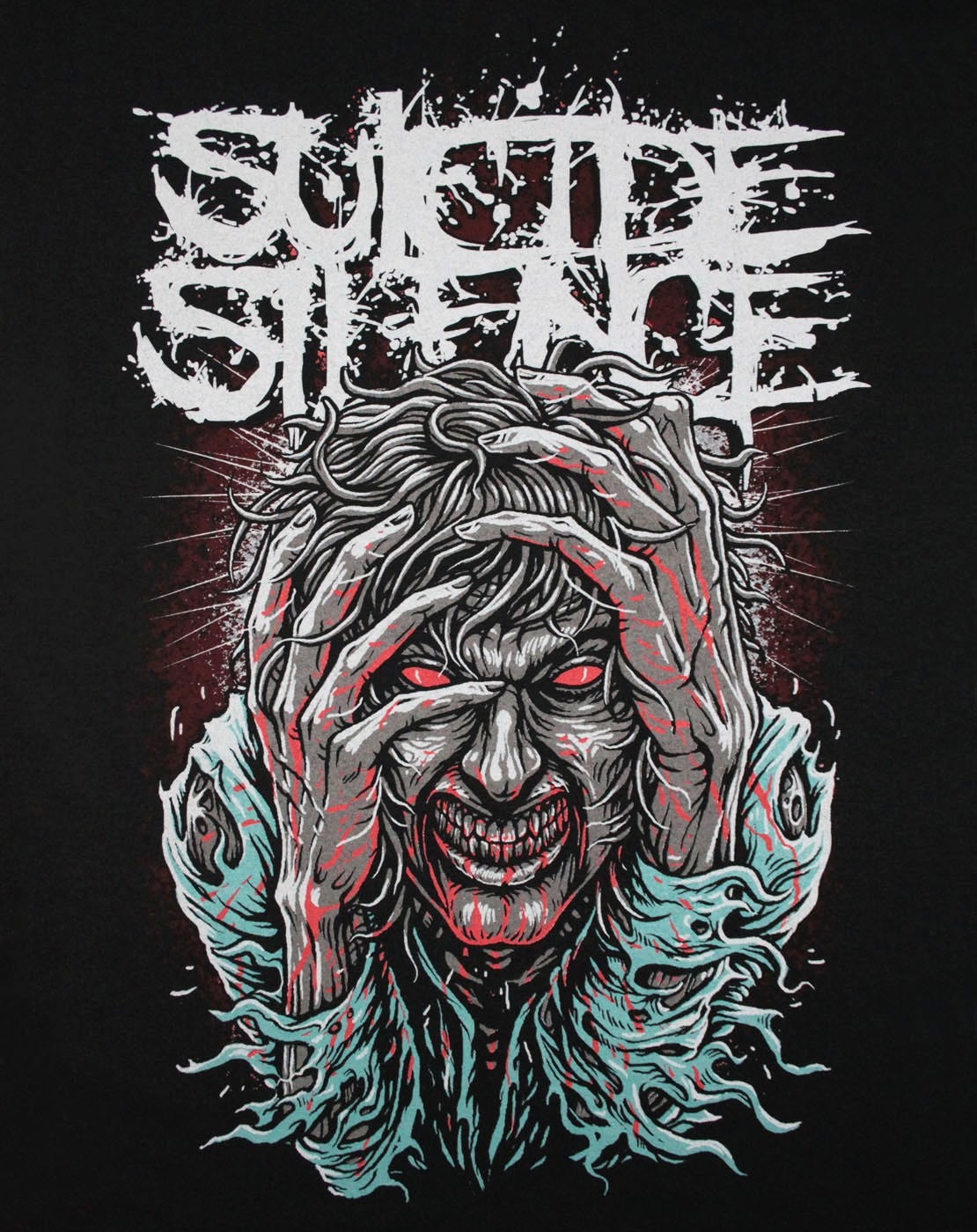 Suicide Silence Backgrounds on Wallpapers Vista