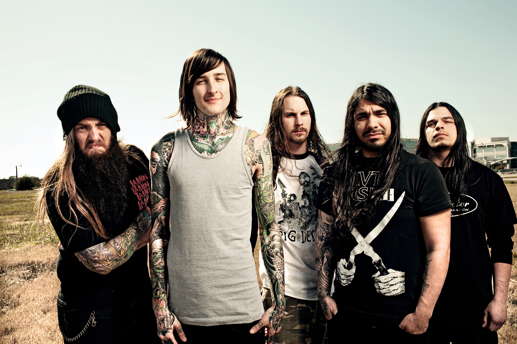 Images of Suicide Silence | 1772x1181
