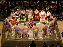 Sumo Gathering Backgrounds on Wallpapers Vista