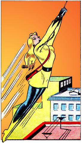 HD Quality Wallpaper | Collection: Comics, 275x475 Sun Girl