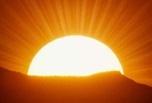 Nice Images Collection: Sun Desktop Wallpapers