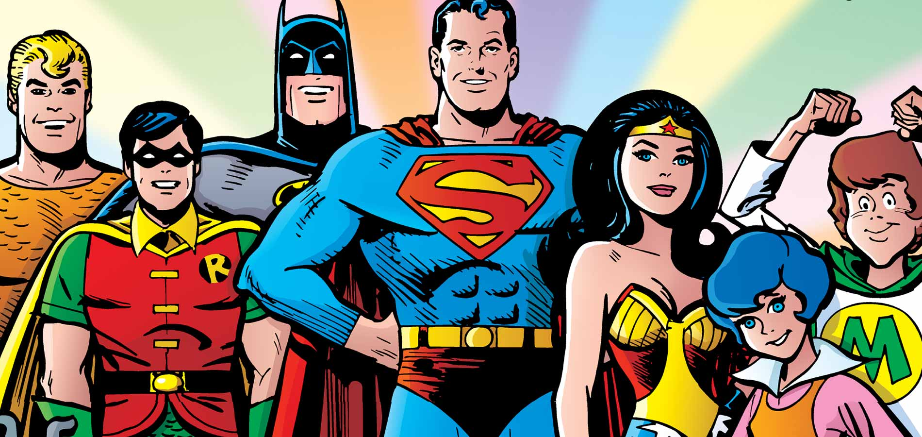 Super Friends High Quality Background on Wallpapers Vista