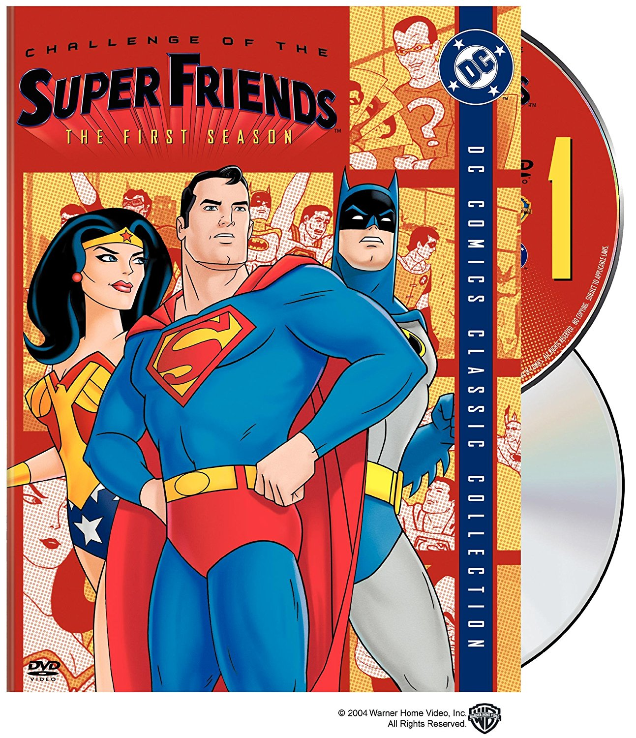 HQ Super Friends Wallpapers | File 438Kb
