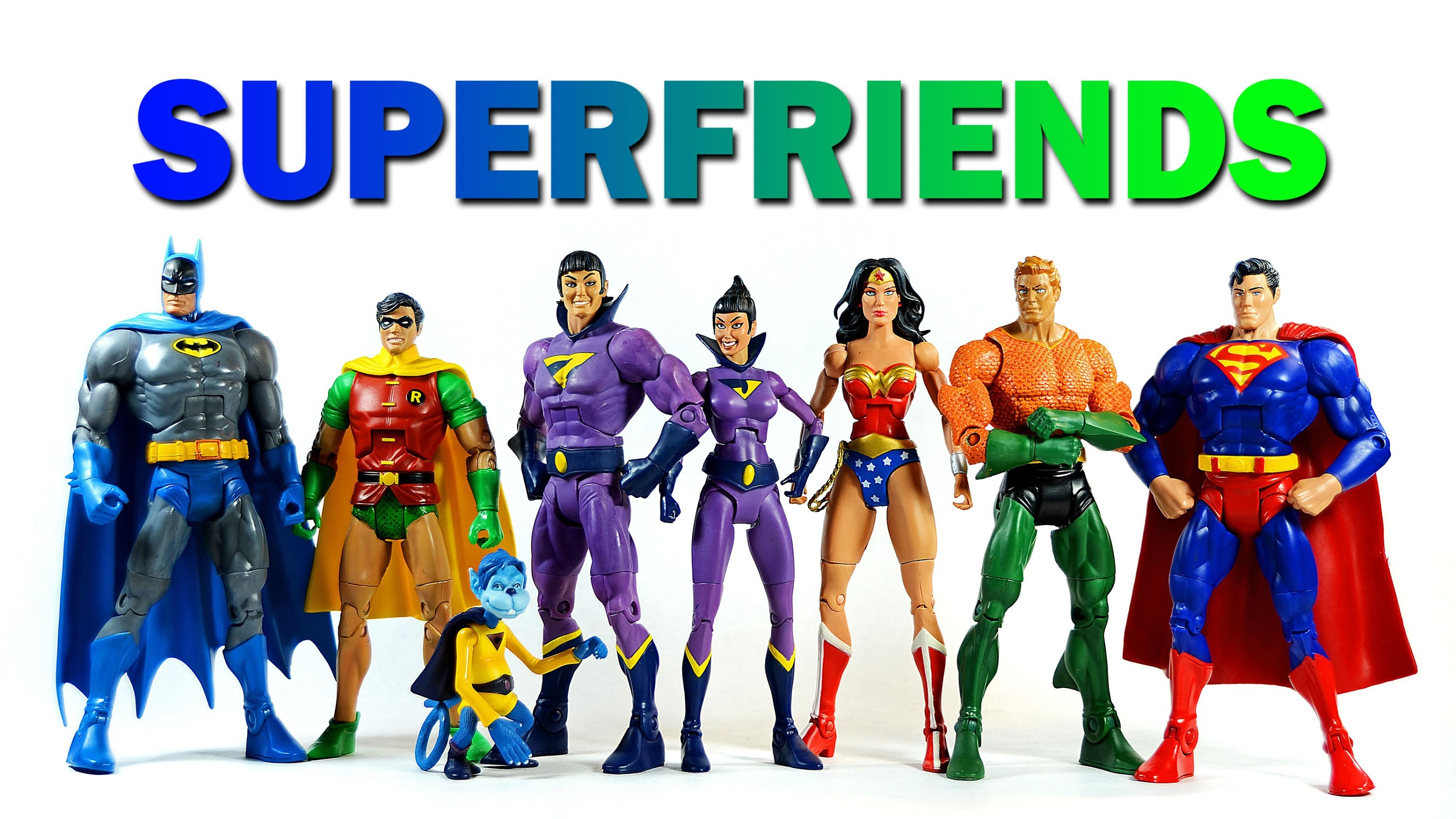 3000x1688 > Super Friends Wallpapers
