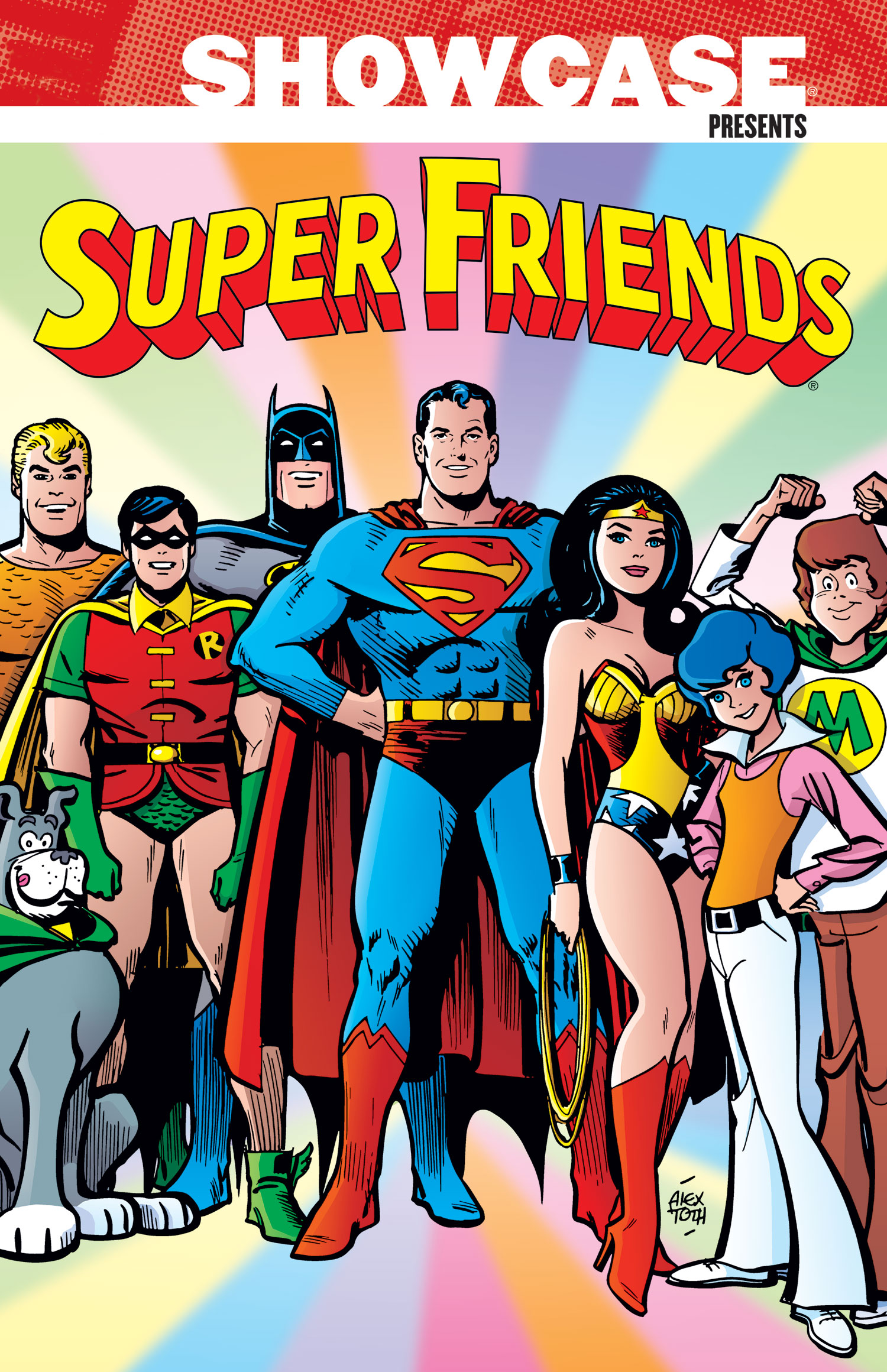 HQ Super Friends Wallpapers | File 796.91Kb