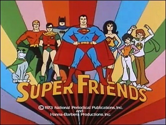 Amazing Super Friends Pictures & Backgrounds